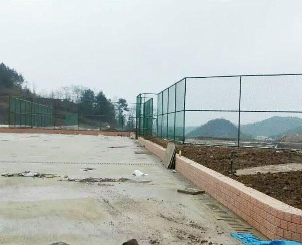 贵州省商贸学校围网工程